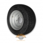 Preview: Car trailer complete wheel 10 inches Vredestein 195/50 B10 ,18 x 8.0 - 10, rim 6.00 x 10, 6 x 10 - 5 x 140
